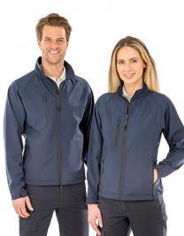 Mens Base Layer Soft Shell Jacket